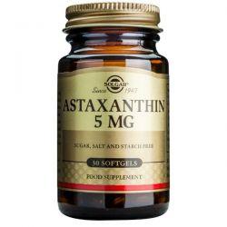 Astaxanthin 5 mg - 30 softgels
