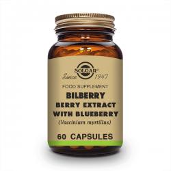 Extrato de Baga de Cranberry - 60 Cápsulas Vegetais