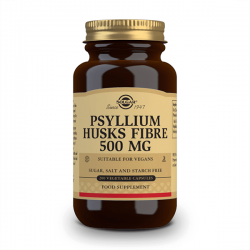 Psyllium Husks Fiber 500mg - 200 vcaps