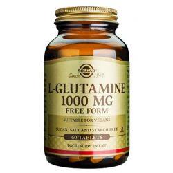 L-Glutamina 1000mg - 60 tabletas