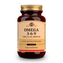 EFA 1300mg Omega 3 6 9 - 60 softgels