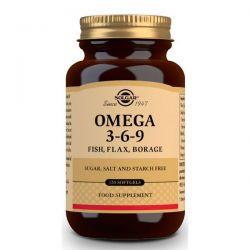 EFA Omega 3-6-9 - 120 softgels