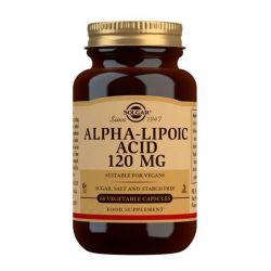 Ácido Alfa Lipoico 120mg - 60 cápsulas vegetales