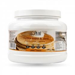 Tortitas de Avena y Clara - 500g
