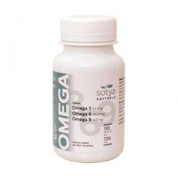 Omega 3 6 9 720mg - 110 Softgels