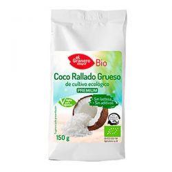Coco Rallado Grueso Bio - 150g