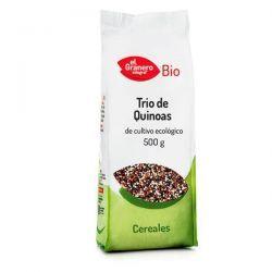 Trio de Quinoas - 500g
