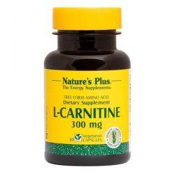L-Carnitina 300mg - 30 Cápsulas vegetales