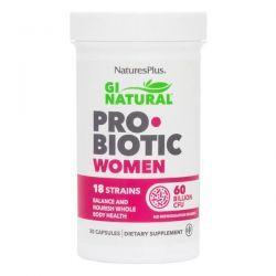 Gi natural pro biotic women - 30 capsules