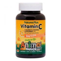 Animal Parade Vitamina C - 90 Tabletas