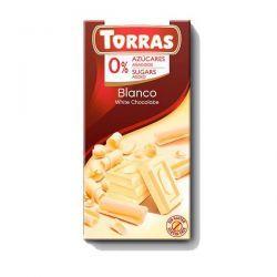 Chocolate Blanco sin Azúcar - 75g