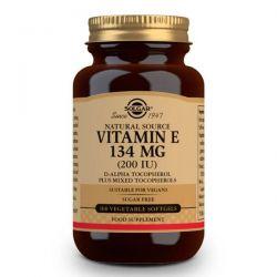 Vitamina E 200 UI 134mg - 50 Softgels