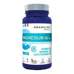Magnesio 360mg - 60 Tabletas