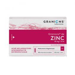 Zinc 2ml x 30 Ampollas