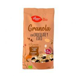 Granola con Chocolate y Coco Sin Gluten Bio - 350g
