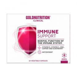 Immune Support - 60 Cápsulas vegetales