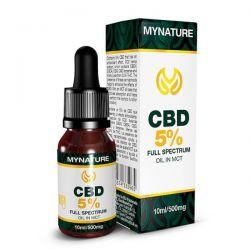 CBD 5% Full Spectrum - 10ml