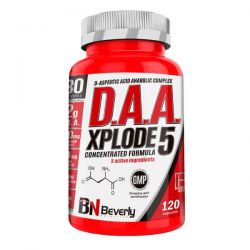 Daa xplode5 - 120 capsules
