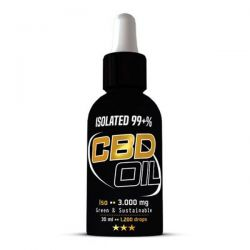 Aceite CBD ISO 3000mg - 30ml
