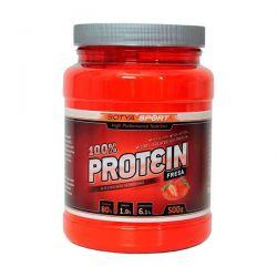 100% Protein envase de 500g de Sotya Health Supplements (Proteína Vegetal y Veganos)