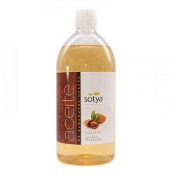 Aceite de Almendras Dulces envase de 1 l del fabricante Sotya Health Supplements (Cuidados Corporales)