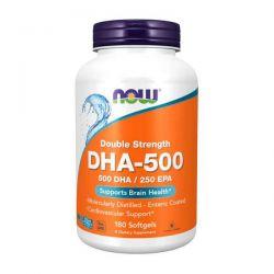 DHA 500mg - 180 Softgels