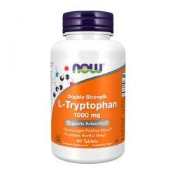 L-Triptófano 1000mg - 60 Tabletas