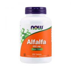 Alfalfa 650mg - 250 Tabletas