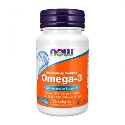Omega-3 1000mg - 30 Softgels