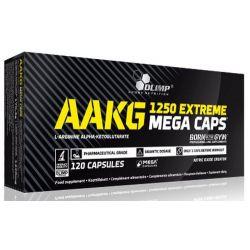 AAKG 1250 Extreme - 120 Mega Cápsulas