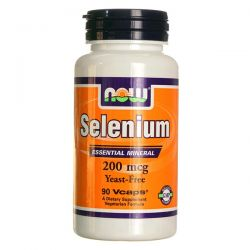 Selenio 200mcg - 90 capsulas vegetales