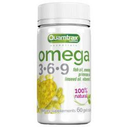 Omega 3-6-9 - 60 Softgels