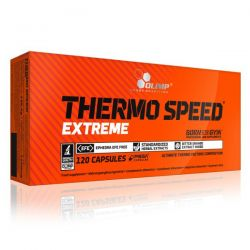 Thermo Speed Extreme - 120 Mega Capsulas