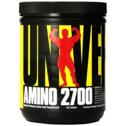 Amino 2700 - 120 tabletas