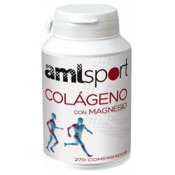 Colageno con magnesio - 270 comprimidos [AML Sport]