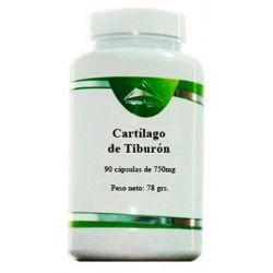 Cartilago de tiburón - 90 cápsulas [PrismaNatural]