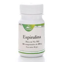 Espirulina - 100 tabletas [PrismaNatural]