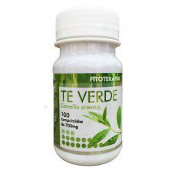 Té Verde 700mg - 100 tabletas [Prisma Natural]