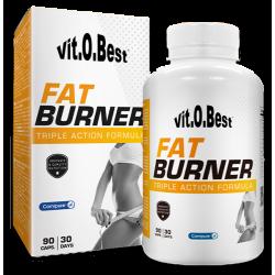 Fat Burner Triple Accion - 90 cápsulas [Vitobest]