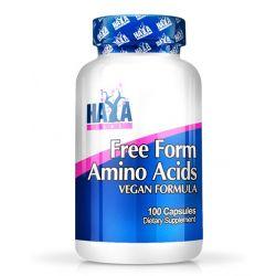 Complejo de Aminoácidos de Forma Libre - 100 cápsulas [Haya Labs]