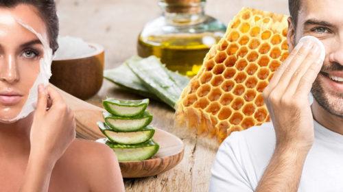 Mantén la belleza con el aloe vera y la cera de abeja