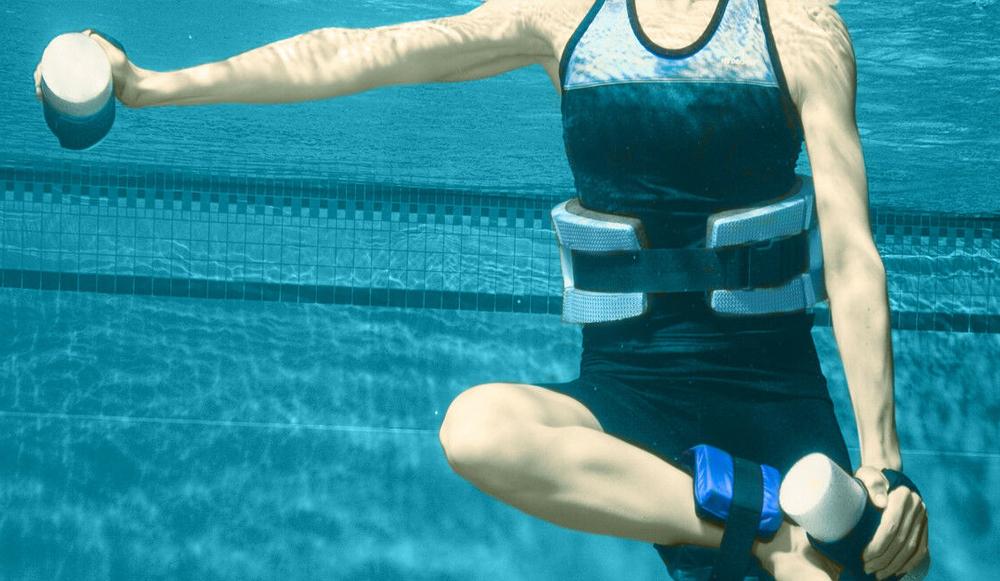 Entrenar en el agua