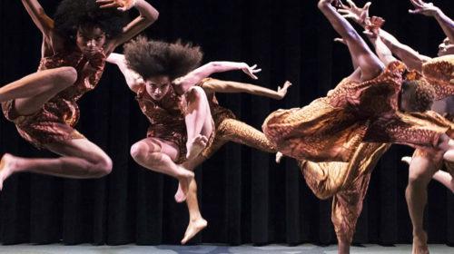 Logra la libertar al practicar Afro Dance