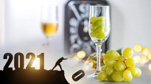 Celebrando la Nochevieja, el Año Nuevo