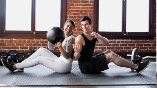 Cómo mejorar tu relación entrenando