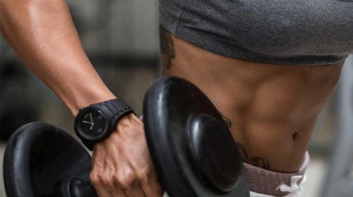 Eres una mujer fitness, ¿lo sientes?