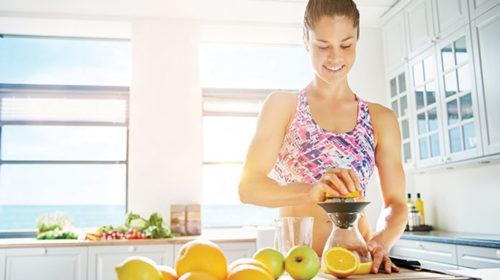 Nutriéndote desde dentro hacia afuera