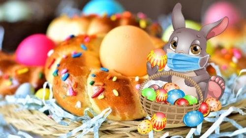 Feliz Pascua, ¿cómo la pasarás en casa?