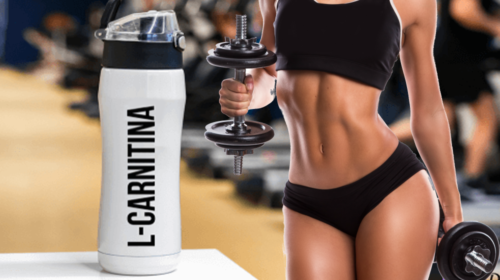 Cuida tu figura con L-carnitina