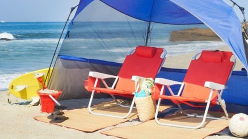 Accesorios para  ir a la playa, ¿cuáles?